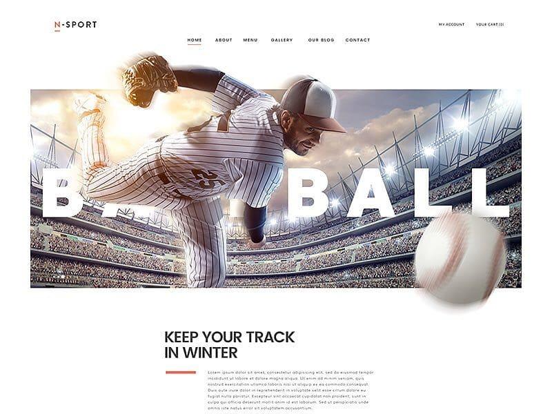 Фото - Как можно использовать белый цвет в веб дизайне