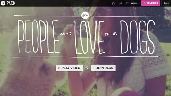 Фото - Необычное сочетание текста и изображения в веб-дизайне.