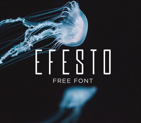 Бесплатные шрифты для веб-дизайна. Примеры работ.